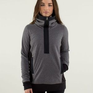 Lululemon Post Chaturanga Pullover